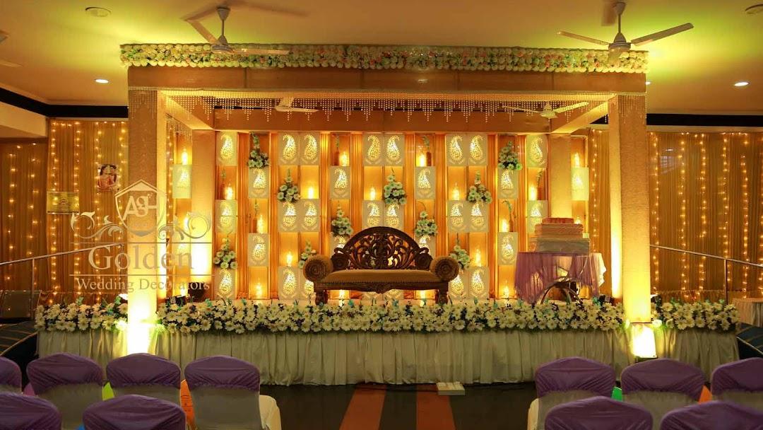 Golden Wedding Decorators Events Event Management Company In