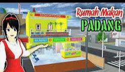 ID Restoran Padang Di Sakura School Simulator