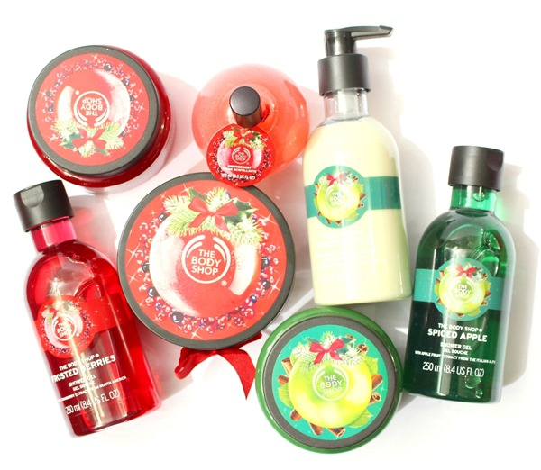 SpicedAppleFrostedBerriesTheBodyShop