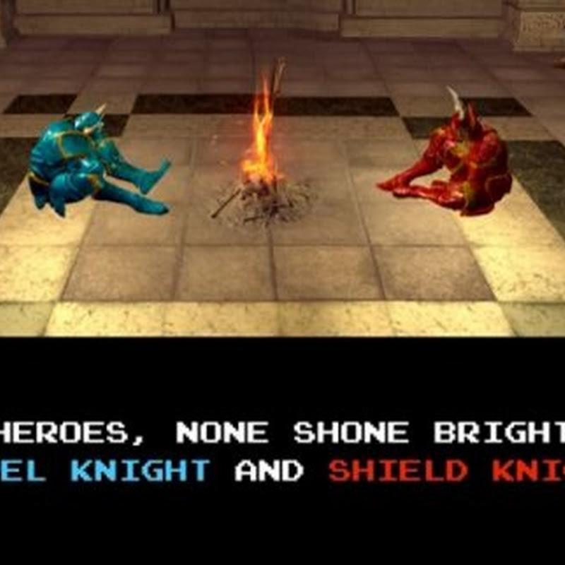 Diese tolle Crossover-Mod lässt Dark Souls auf Shovel Knight treffen