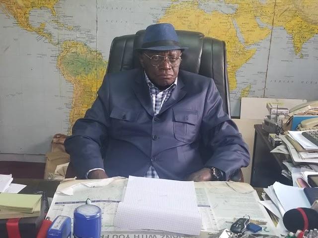 Peter Ngufor laments over killings, craves for development