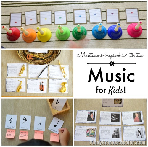 Learning Music for Kids