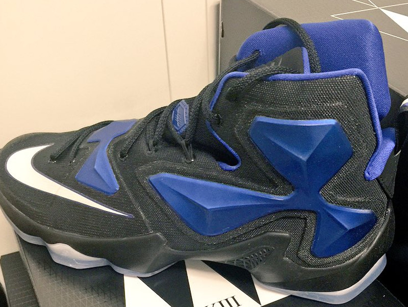 the latest 0f1bb 6401b The Duke Blue Devils Yet Another Nike LeBron 13 PE