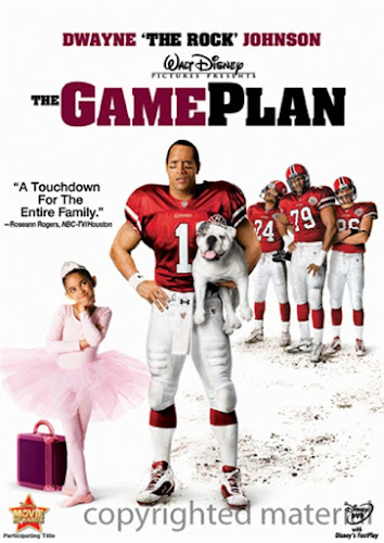 The Game Plan เกมป่วน กวนป๋า