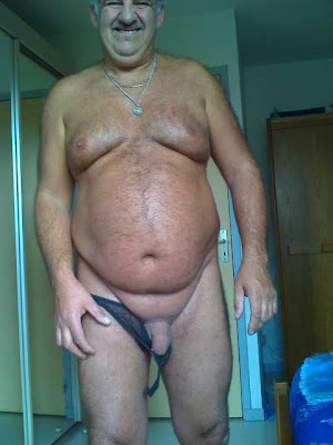 daddy bear cock - big dad gay