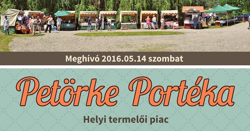 Petörke Portéka 2016.05.14