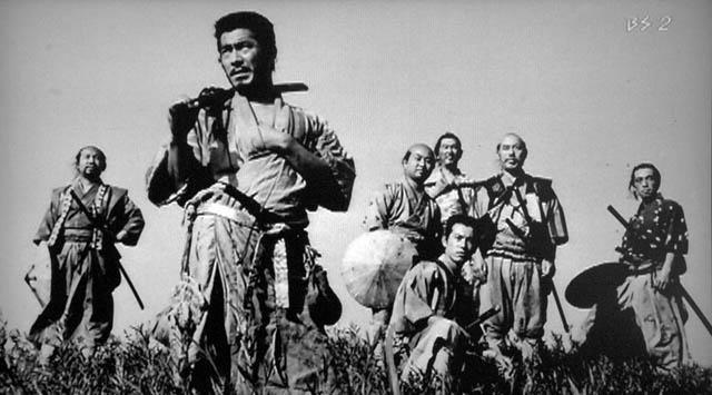 Les Sept Samourais ! *** MàJ : Epilogue *** 02_SevenSamurai_GroupPicture_lowres
