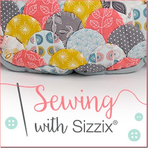 Fustelle Sizzix Bigz per tagliare stoffa e feltro per cucito creativo e patchwork