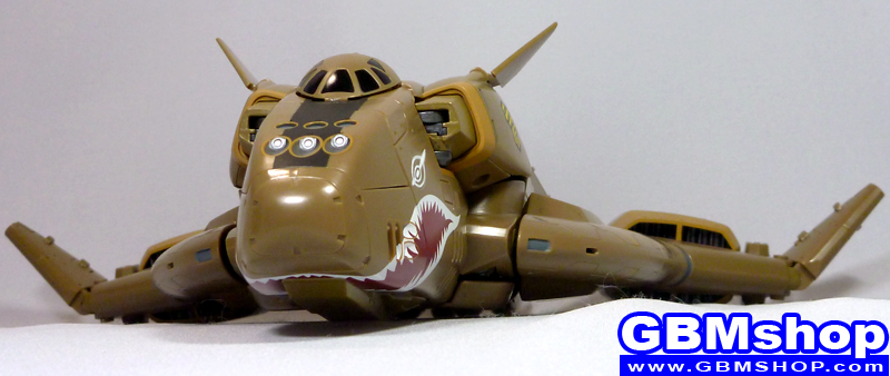 Macross Frontier VB-6 Koenig Monster König Konig Shuttle Mode SMS Type