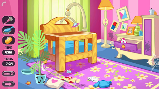Baby House Cleaning : House Cleaning Game hack tool