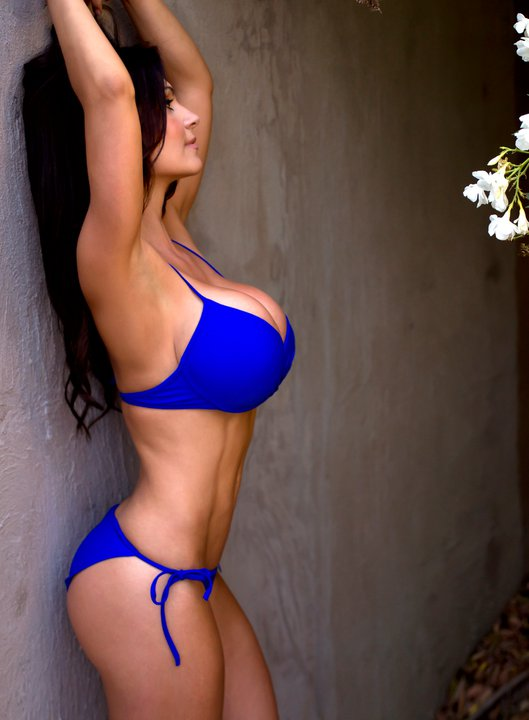 Wake Up With Denise Milani 8