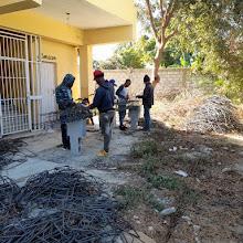 Distrito Educativo 01-05 recibe con júbilo reinicio de los trabajos de la Escuela Guillermina Tonos