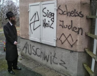 25 percent of Jews in EU fear to self-identify
