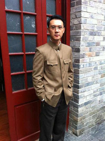 Wang Junpeng China Actor