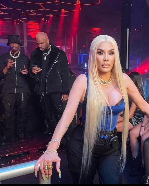 Ivy Queen La Reina Del Reggaeton pasteo fotos más Joven que al inicio de su carrera
