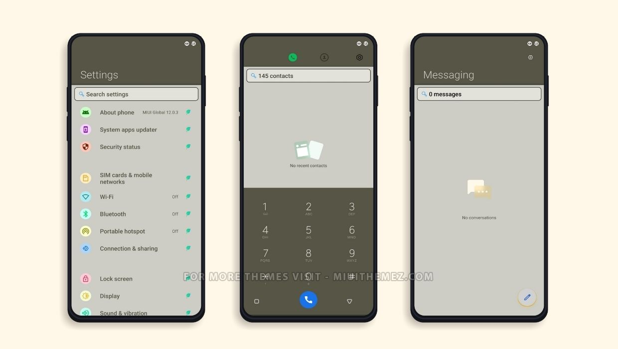 Android 12 MIUI Theme