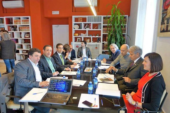Conselho de Administração da RECEVIN reuniu em La Mancha