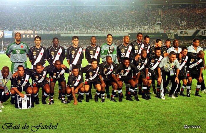 Corinthians Campeão Mundial De Clubes De 2000 Ficha Do Jogo