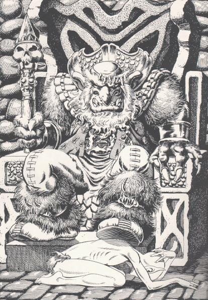 Troll King, Wizards