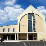 Grésillons : église Saint-Jean-des-Grésillons