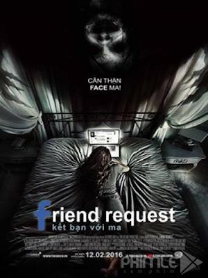 Phim Kết Bạn Với Ma - Friend Request (2016)