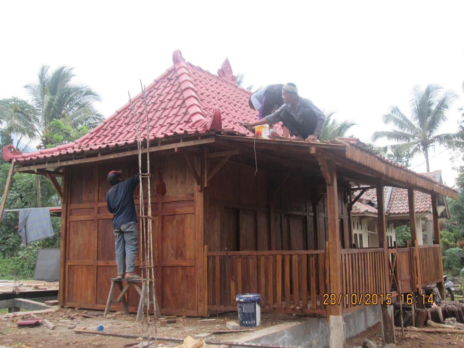 Model Rumah K\\u0026ung Limasan - Eksplorasi elegan desain