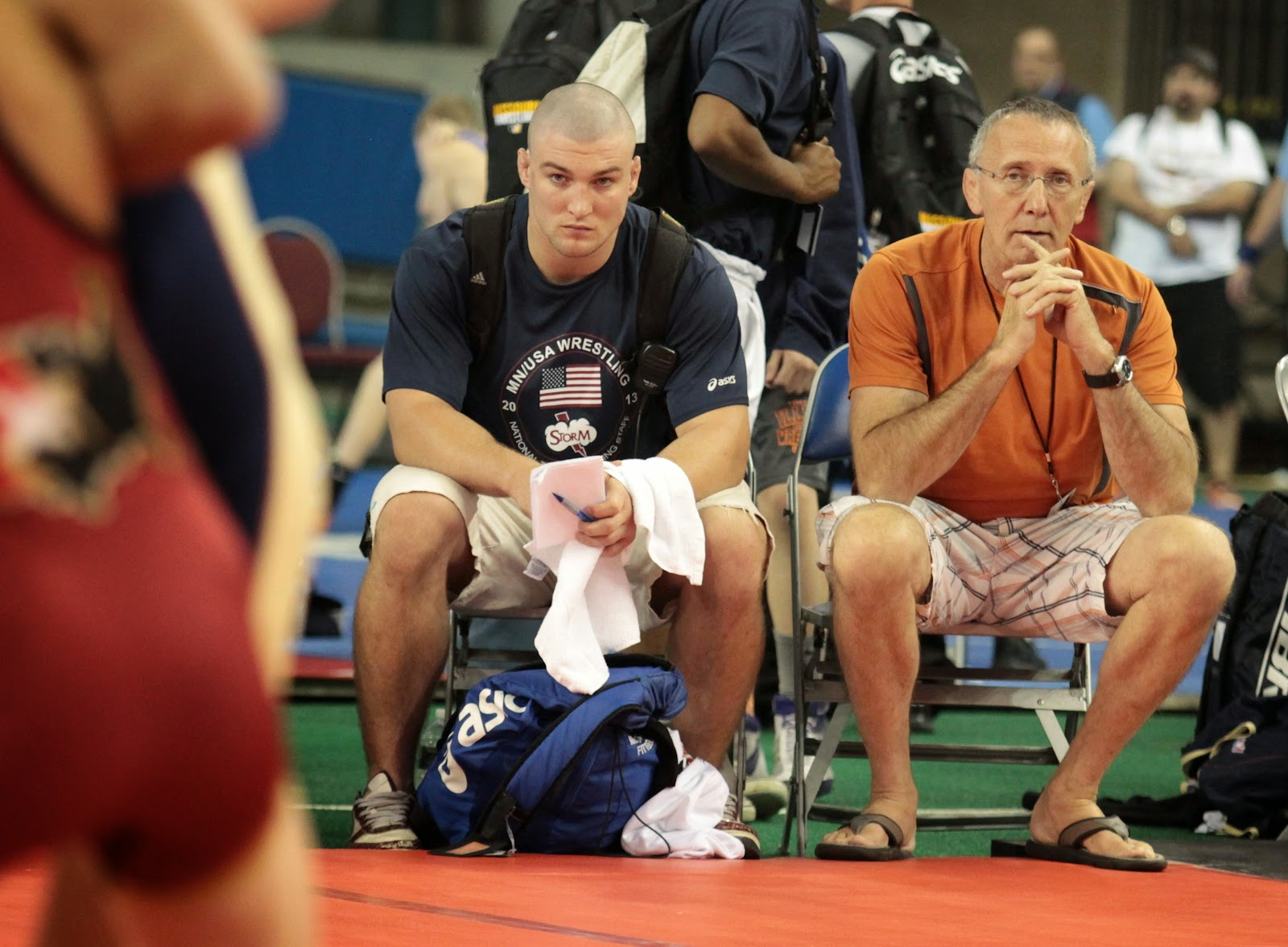 USA Wrestling Cadet Greco-Roman National Championships Photos » The ...