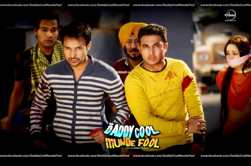 Daddy Cool Munde Fool Punjabi Movie