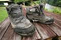 These boots have seen better days | photo © Matt Kirby