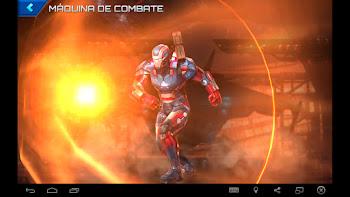 Máquina de Combate - Patriota de Ferro