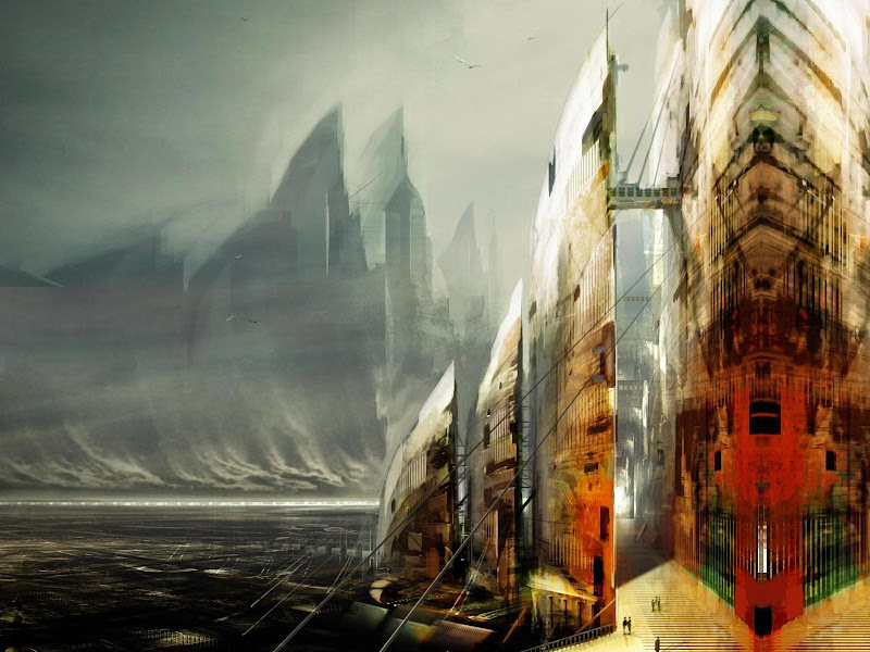 Weird Lands Of Nightmare 13, Magical Landscapes 6