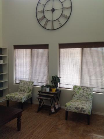 Target Avington Upholstered Slipper Chair   Gazebo Cloud Floral