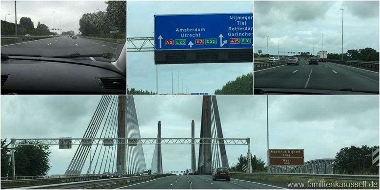 Fahrt nach Scheveningen