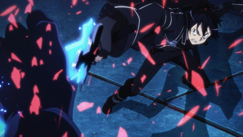 Sword Art Online Episode 9 Screenshot 2