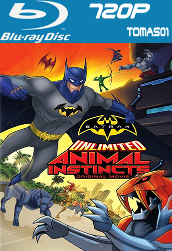 Batman Unlimited: Animal Instincts (2015) BRRip 720p