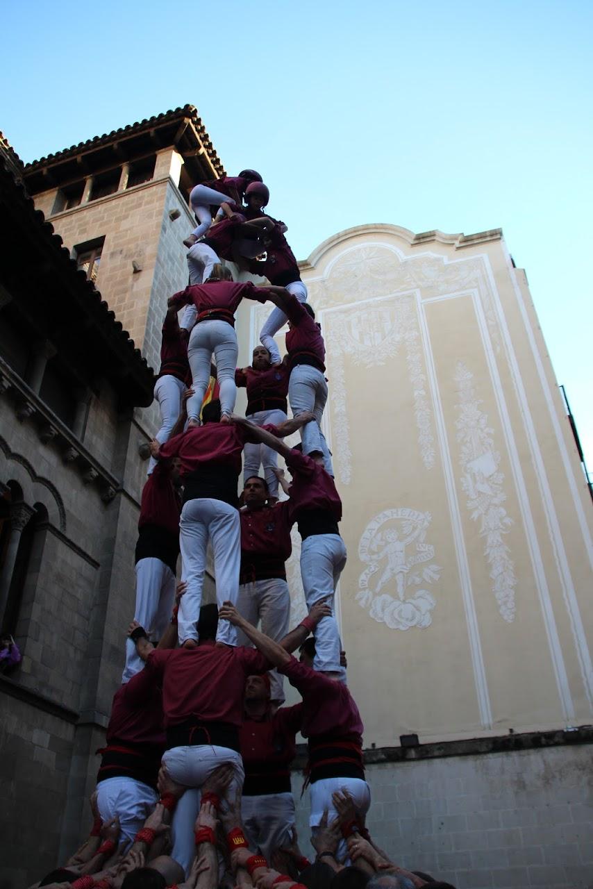 Diada XXIè Aniversari Castellers de Lleida 9-4-2016 - IMG_0128.JPG