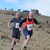 Rivington Pike Senior race 2013