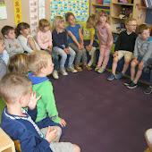 K2B  mama van Jaiden in de klas