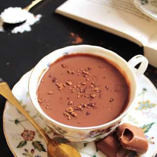 Lindt Italian Hot Chocolate - Ciccolata Calda.