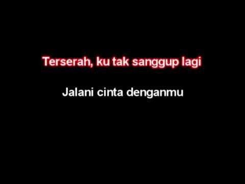 Lirik Terserah - Glenn Fredly - YouTube