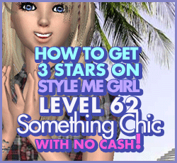 Style Me Girl Level 62 - Something Chic - Jane - Stunning! Three Stars