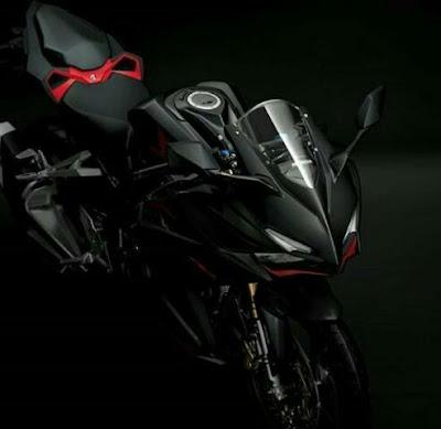 Honda CBR250RR besutan Astra Honda Motor, Motor Honda Terbaru Siap Menggebrak Pasar