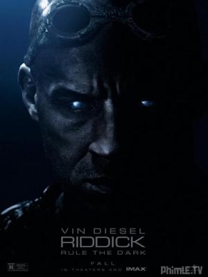 Phim Riddick Thống Lĩnh Bóng Tối - Riddick (2013)