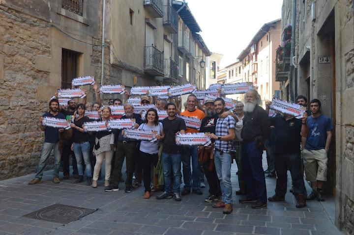 Communiqué des Euskal Herriaren Lagunak en réaction au procès des 5 internationalistes basques, Askapena, Askapeña et Elkartruke dans Askapena