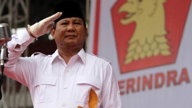 Pilpres 2024, Elektabilitas Prabowo Subianto Tak Tertandingi