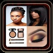 Hairstyles, Makeup Tutorial