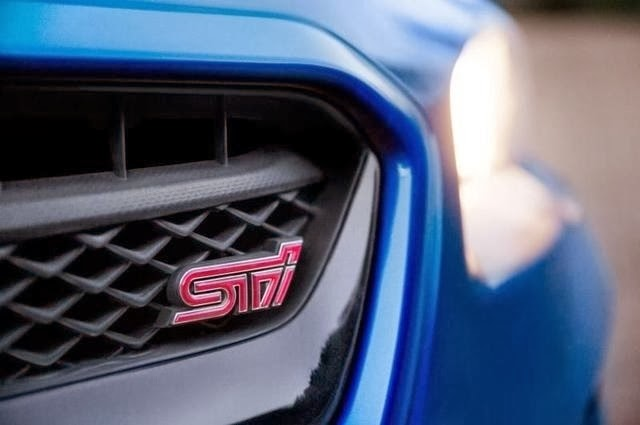 2015 Subaru WRX STI Leaked Photo 8