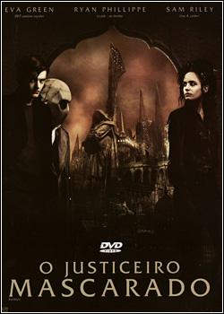 GAS1243 O Justiceiro Mascarado Dublado DVD