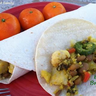 Breakfast Tacos With No Eggs Recipes