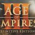 Jogo da vez:Age of Empires III - Definitive Edition